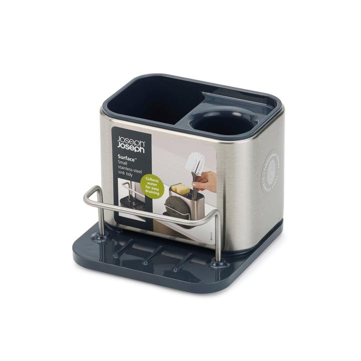 Surface opbevaringsholder til opvaskeremedier i lille fra Joseph Joseph