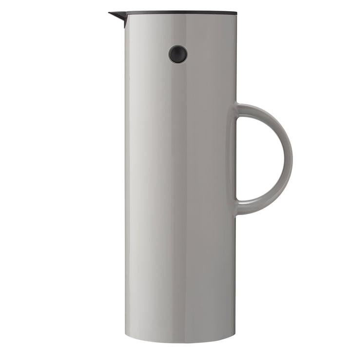 Stelton - vacuum jug EM 77, 1 l, light grey (spring 2017)