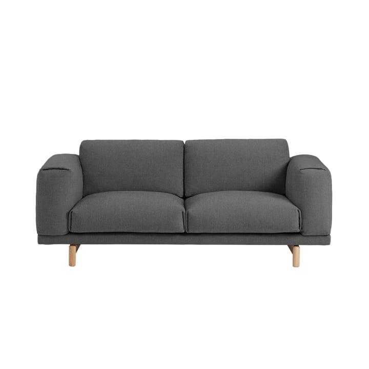 Rest Studio 2-personers sofa Remix 163 fra Muuto