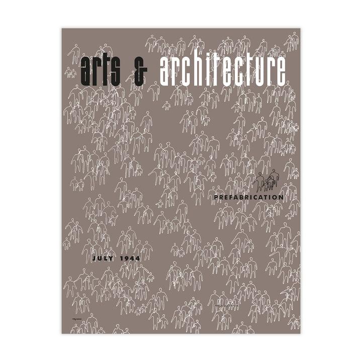 Eames-omslag tryk Jul 1944 af Vitra