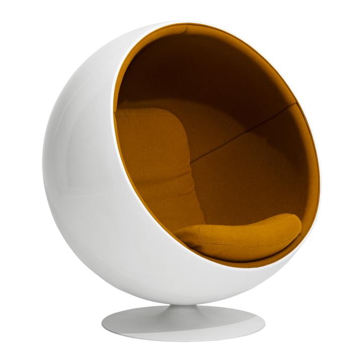 Ball Chair fra Eero Aarnio Originals i orange (Hallingdal 65/547)