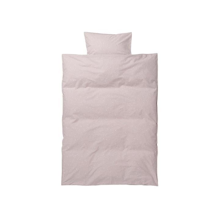 Hush babysengetøj fra ferm Living i Milkyway Pink