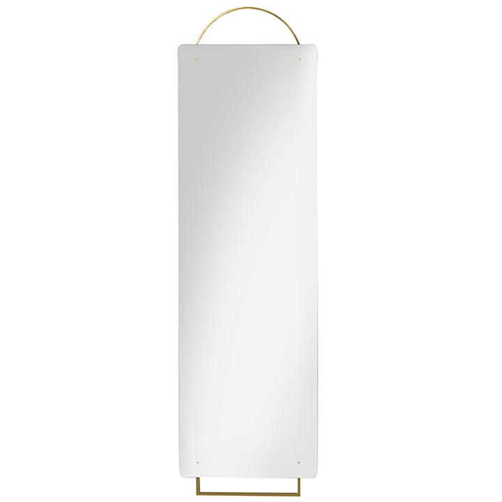 Adorn messingspejl på 45 x 159 cm fra ferm LIVING
