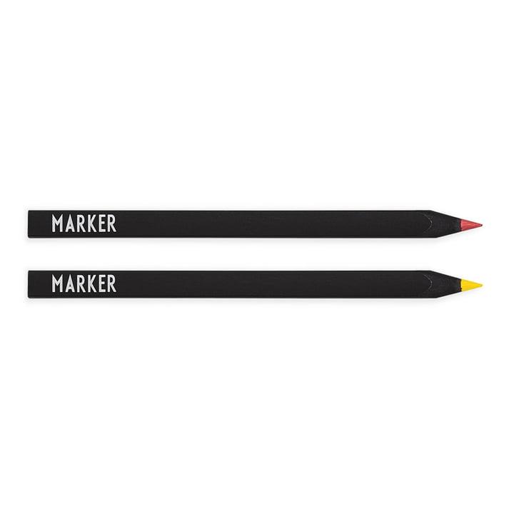 Overstregningstuscher (sæt med 2 stk.) fra DesignLetters