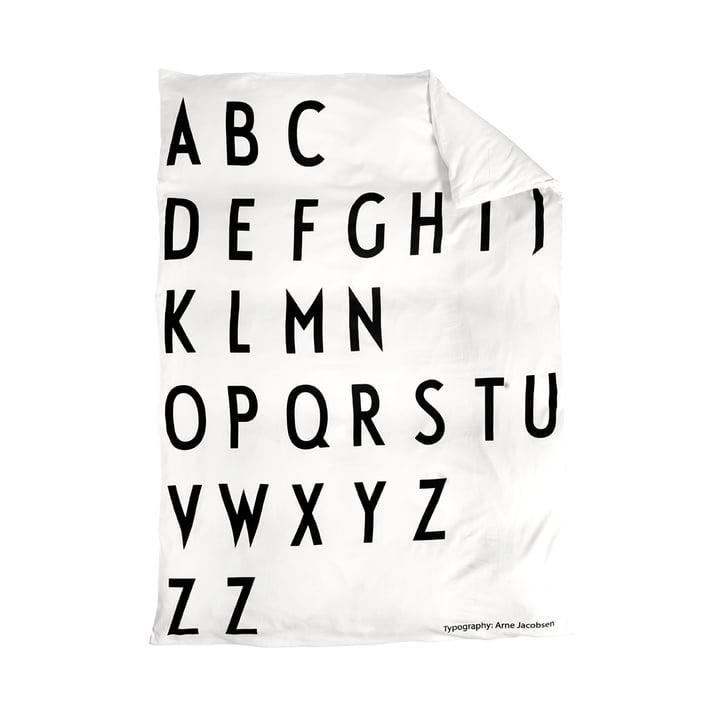 Design Letters - Duvet Cover 140 x 200 cm
