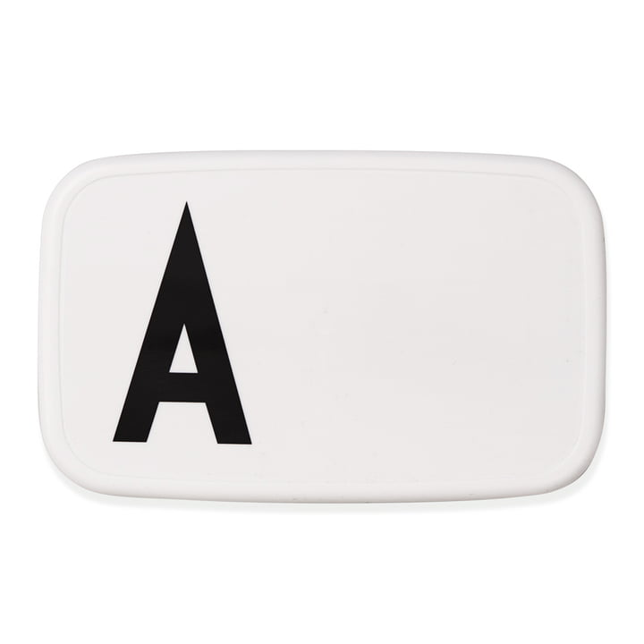 Personal Lunch Box fra Design Letters