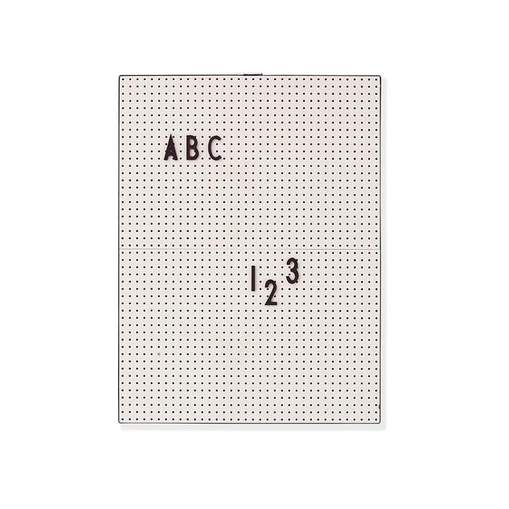 Message Board fra Design Letters i grå