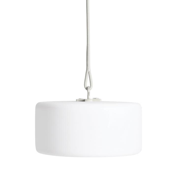 Thierry le Swinger udendørs LED-lampe fra Fatboy i brungrå