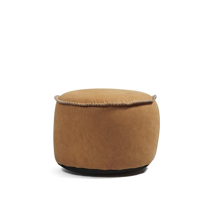 Køb Dunes Drum Indoor fra SACKit i cognacfarvet læder.