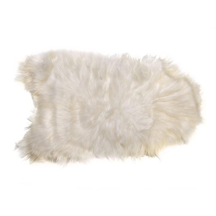 Fåreskind til Stingray fra Fredericia i hvid