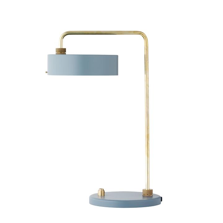 Made by Hand – Petite Machine bordlampe i skiferblå