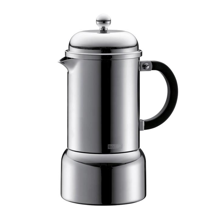 Chambord Espresso Maker 0,35 l fra Bodum fremstillet i rustfrit stål
