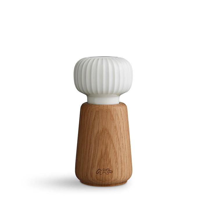 Kähler Design – Hammershøi salt- og peberkværne, lille hvid