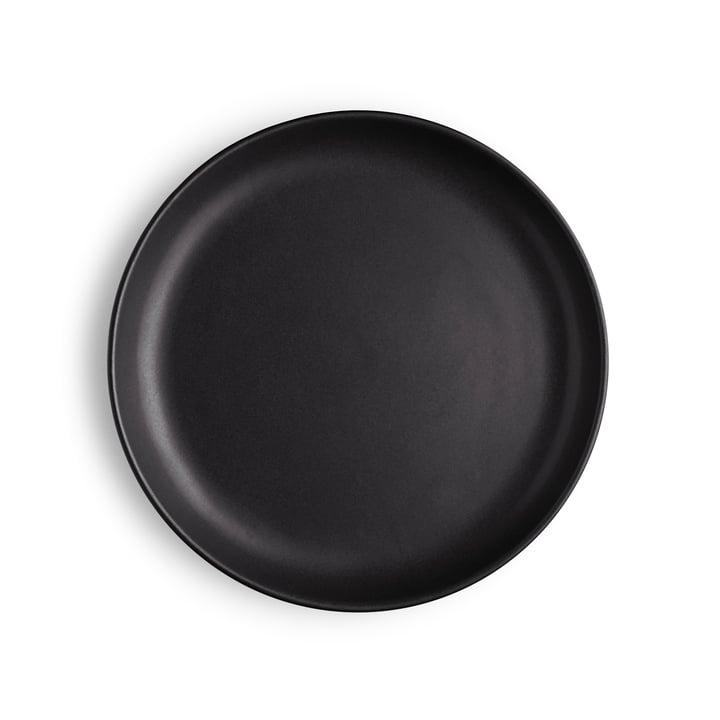 Eva Solo - Nordic Kitchen Plate Ø 17 cm, sort