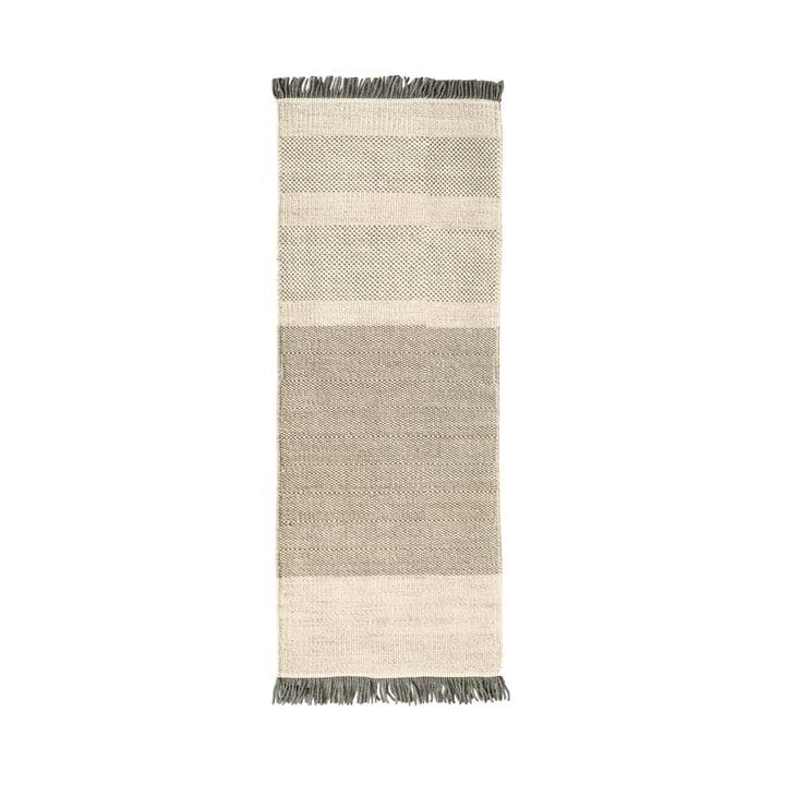nanimarquina ─ Tres Stripes 80 x 240 cm i perle