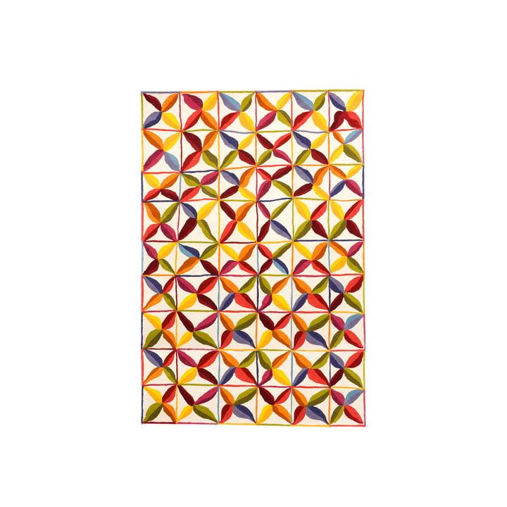 nanimarquina Kala ─ 155 x 220 cm, flerfarvet