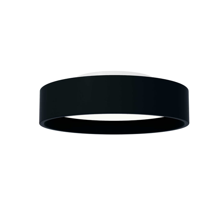 Louis Poulsen - LP Cirkel loftslampe i sort