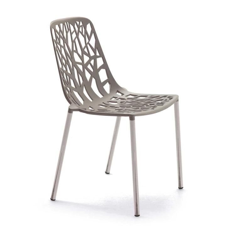 Forest stabelstol fra Fast i gråbrun
