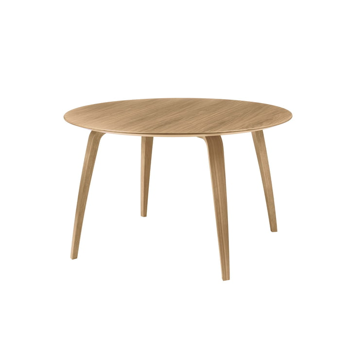 Spisebord 120 x 72 cm fra Gubi i eg