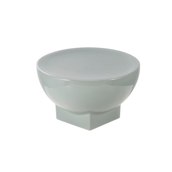 Mila skål, lille, H 12 x Ø 20 cm fra Pulpo i grå