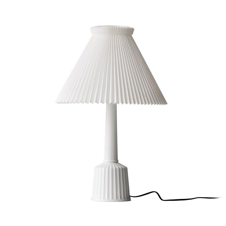 Esben Klint bordlampe Lyngby Porcelæn i hvid