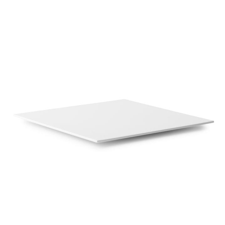 Base 16,8 x 16,8 cm fra by Lassen i hvid