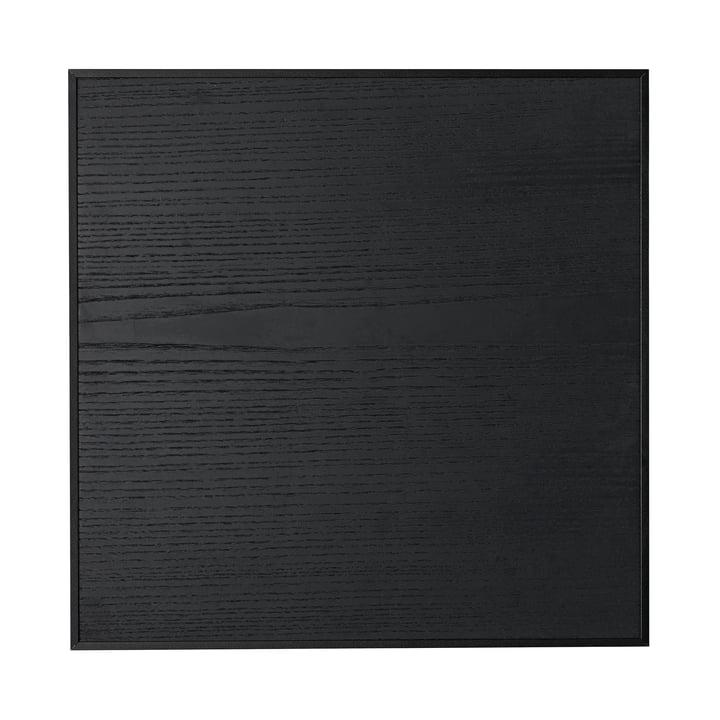 Remind Opslagstavle 42 x 42 cm fra by Lassen i sort