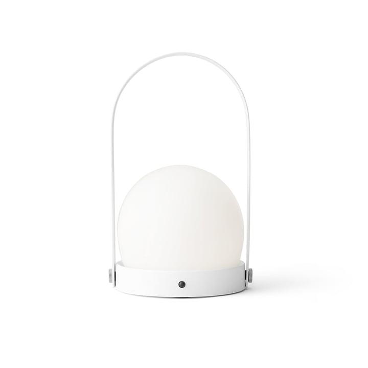 Carrie LED Lamp fra Menu i hvid