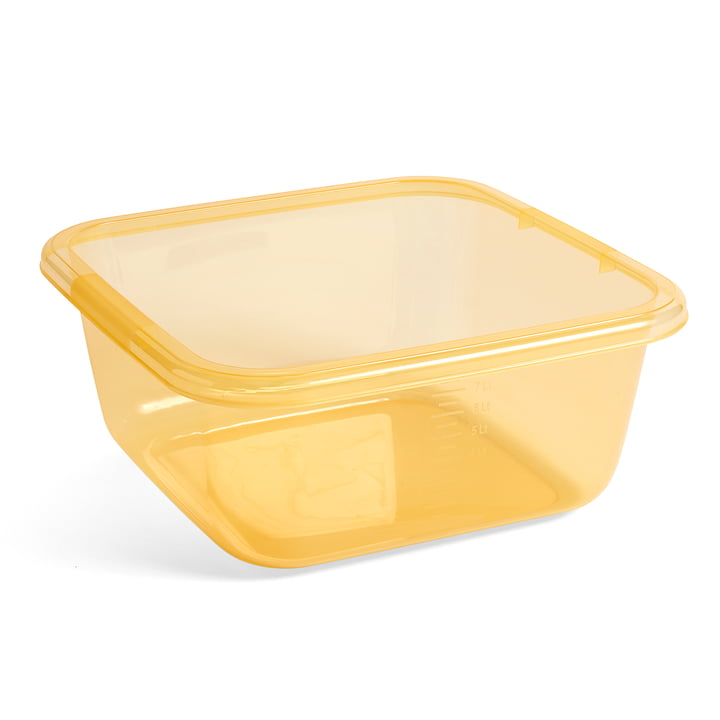 Hay – tyrkisk opvaskebalje, lysegul