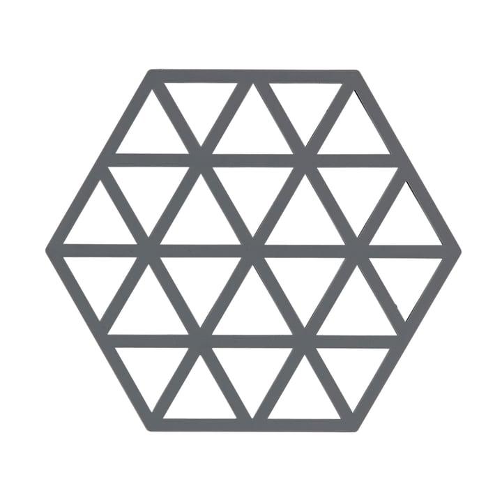 Zone Denmark – Triangle bordskåner i cool grey