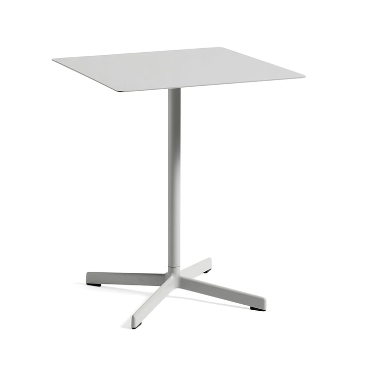 Neu bord 60 x 60 cm fra Hay i lysegrå