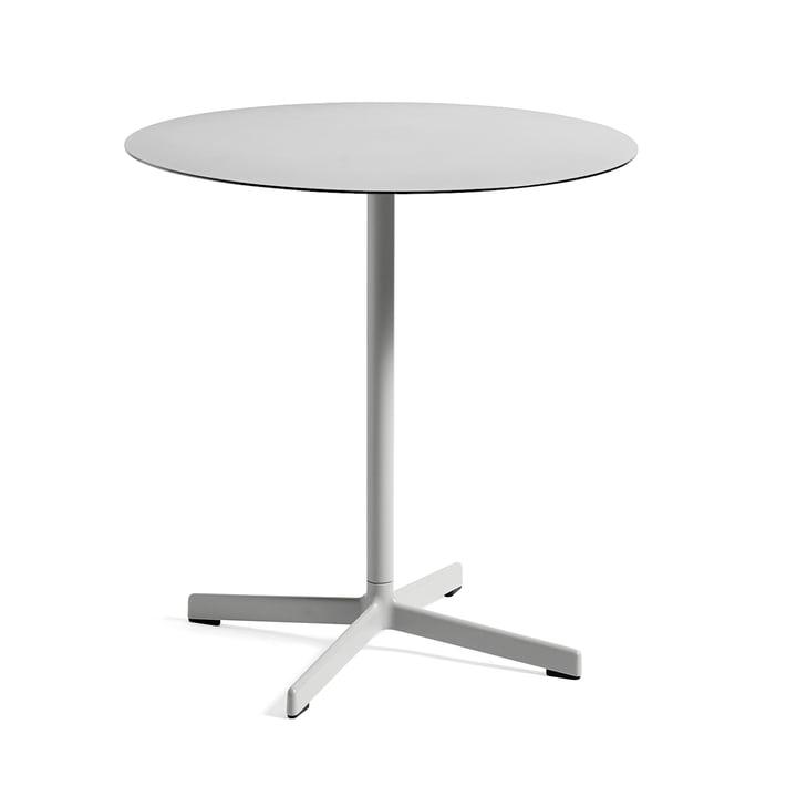 Neu bord Ø70 cm fra Hay i lysegrå