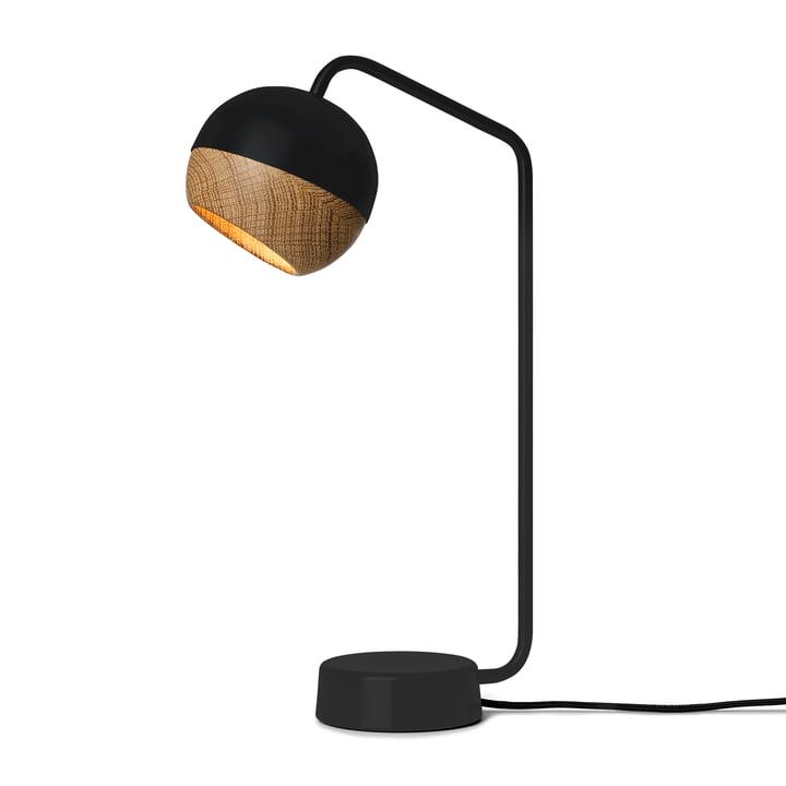 Ray bordlampe H 40,1 cm fra Mater i sort