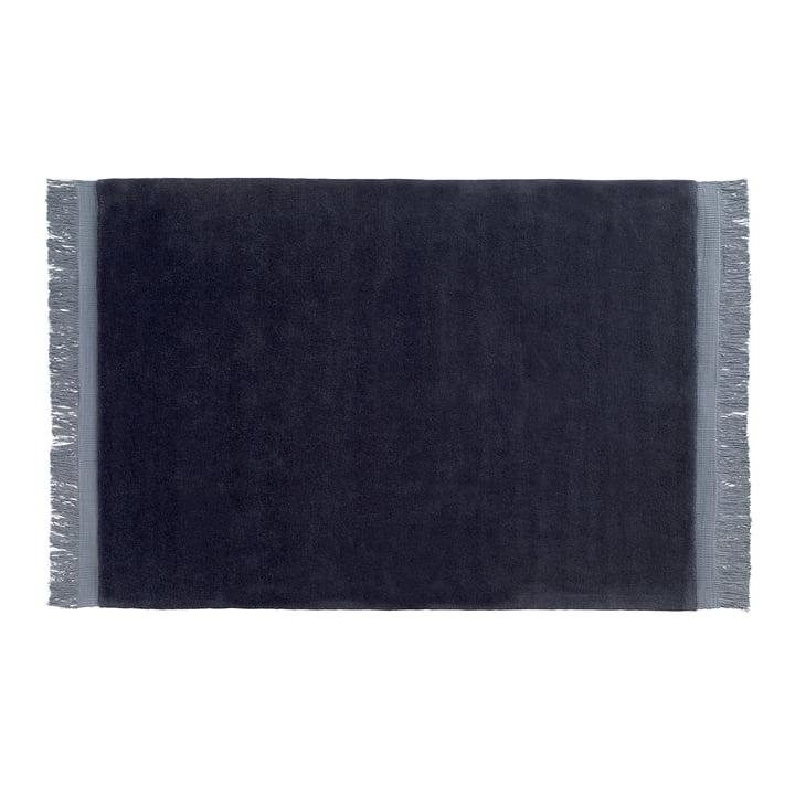 Hay – Raw tæppe, 170 x 240 cm, midnight blue