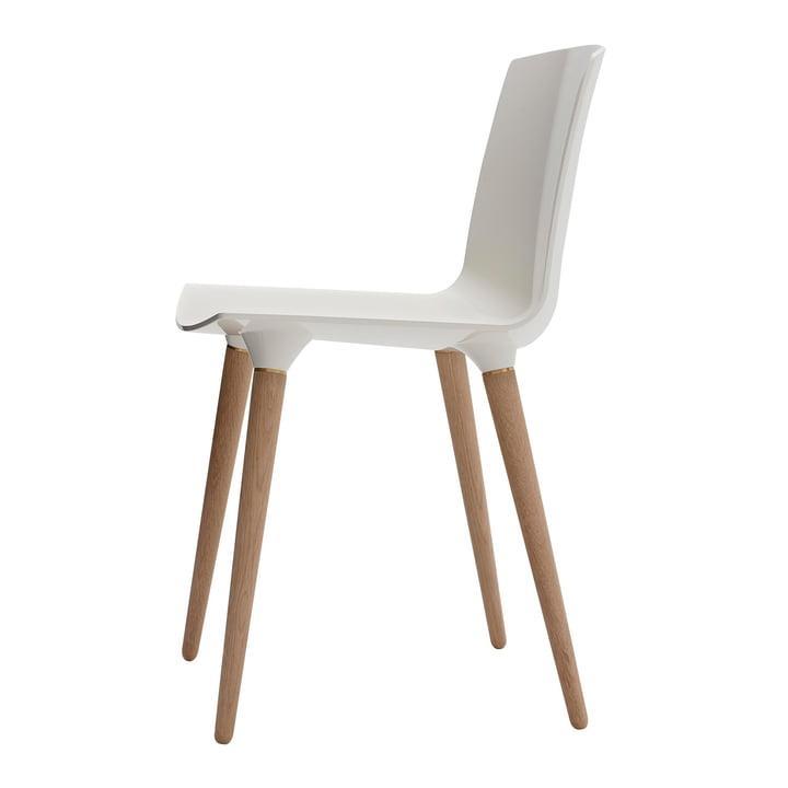 Andersen Furniture - TAC-stol i sædet eg / hvid