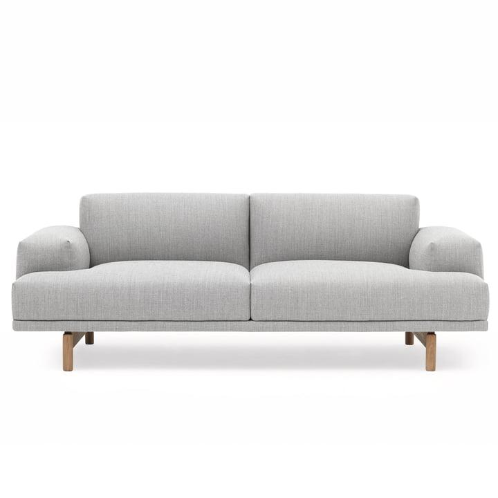 Compose sofa, 2-personers fra Muuto i Vancouver 14  /eg