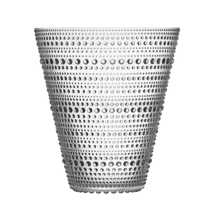 Iittala – Kastehelmi vase 154 mm, klar