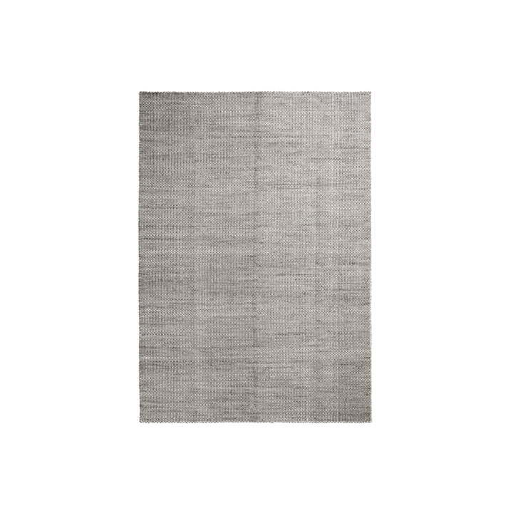 Hay – Moiré kelimtæppe, 140 x 200 cm, grå