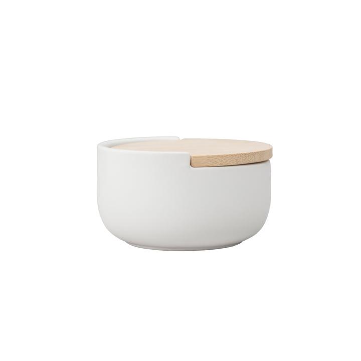 Rig-Tig by Stelton – Loop Salt Pot eller Pepper Pot, hvid