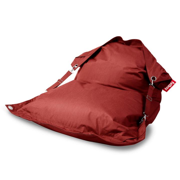 Fatboy – Buggle-up! udendørs sækkestol, rød