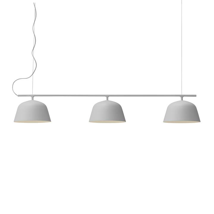 Muuto – Ambit Rail pendel, grå