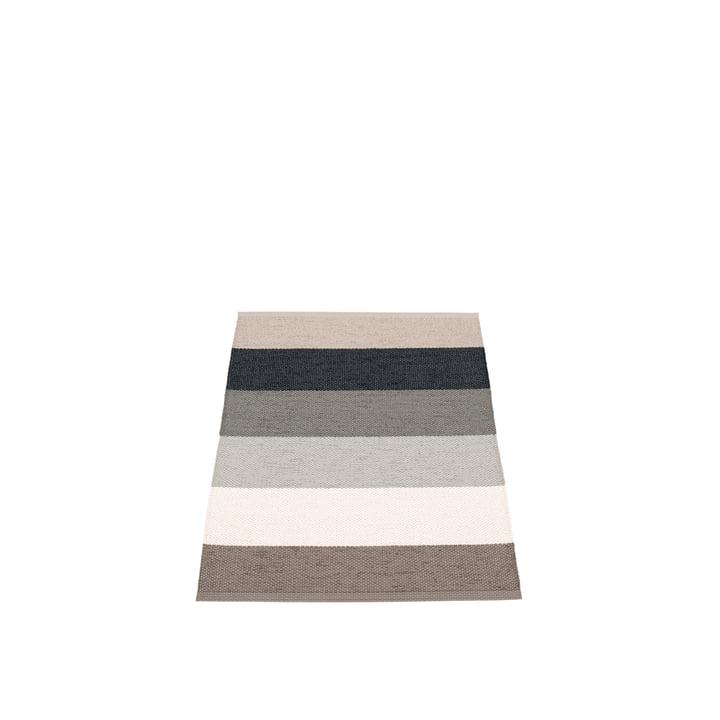 Molly tæppe, 70 x 100 cm, fra Pappelina i jord