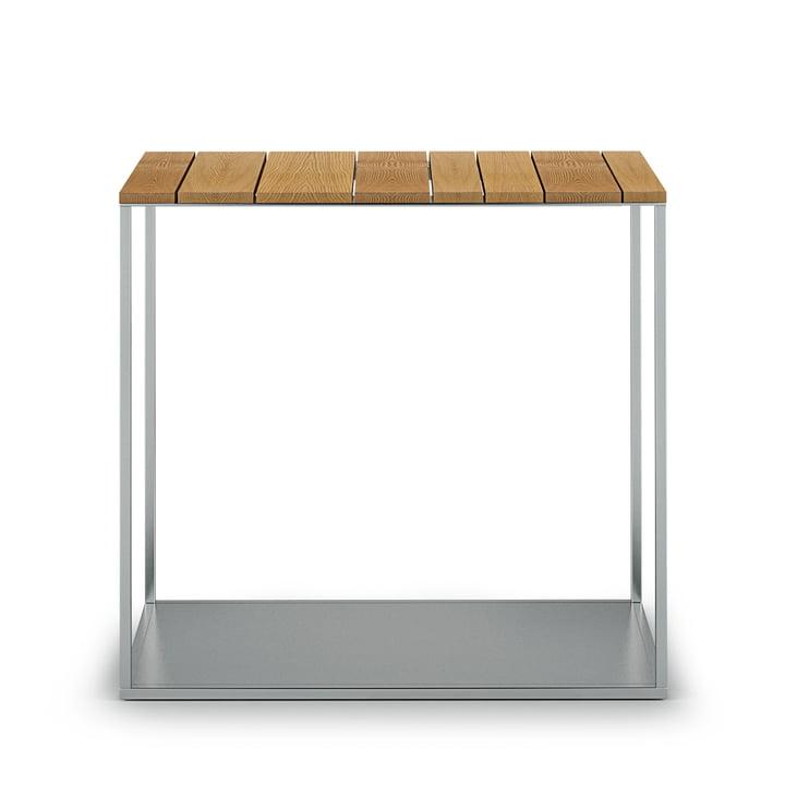 Röshults - York sidebord H 47,5 cm, 50 x 25 cm, teak
