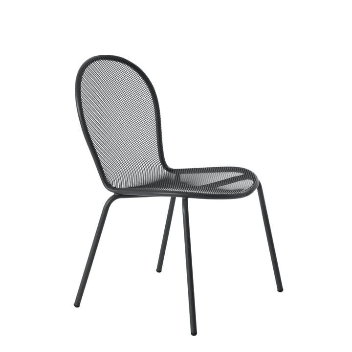 EMU – Ronda stol, antikt jern