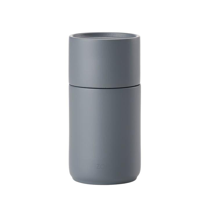 Peili salt- og peberkværn fra Zone Denmark i kølig grå