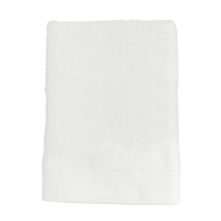 Zone Denmark – klassisk håndklæde, 70 x 140 cm, hvidt