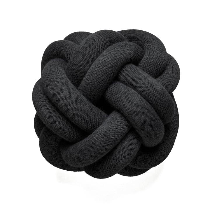 Knot pude fra Design House Stockholm i antracit