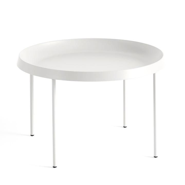 Hay – Tulou sidebord, Ø 55 x H 35 cm, off-white