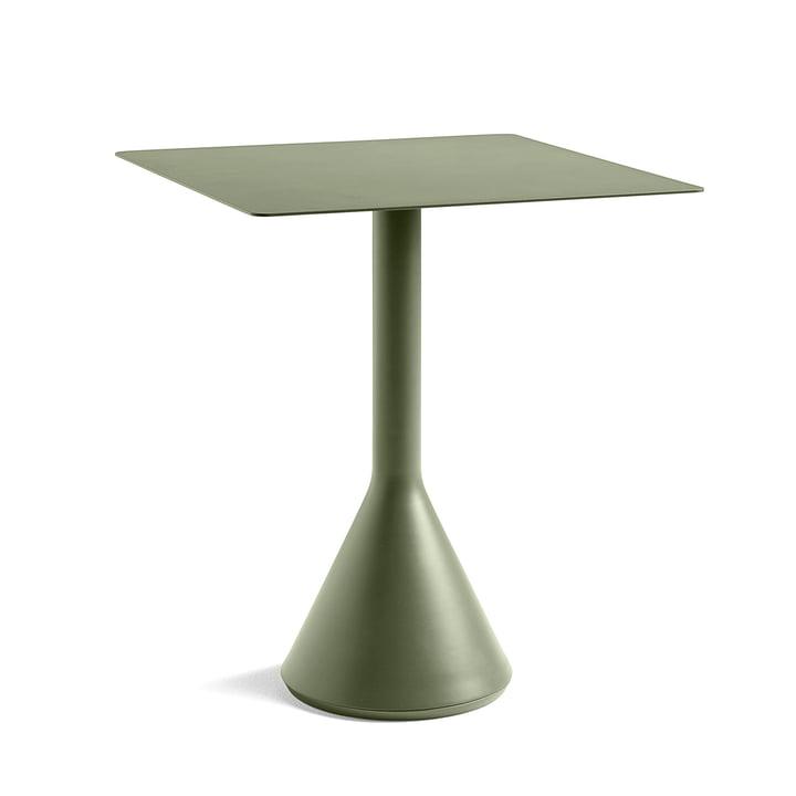 Palissade Cone bord Ø 65 x H 65 cm fra Hay i olivengrøn