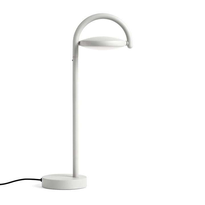 Marselis LED-bordlampe i lysegrå (RAL 7035)